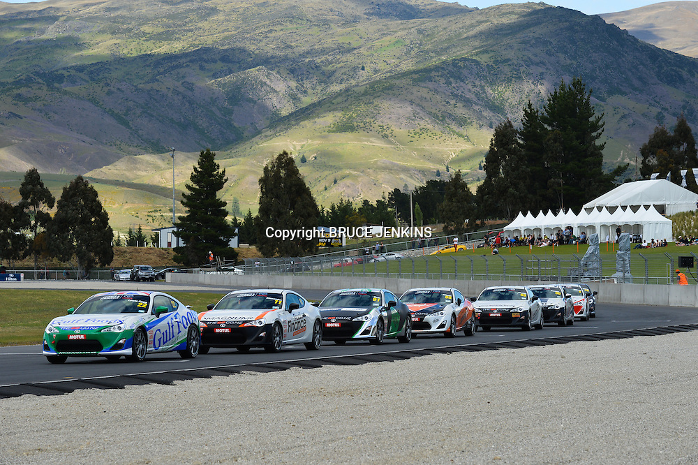 Race 3 TR 86, Highlands Park, Sunday November 10 2013 TR 86 Round One at Highlands Motorsport Park, Cromwell