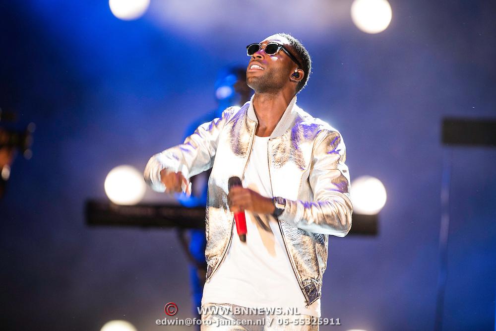 MON/Monaco/20140527 -World Music Awards 2014, Tinie Tempah