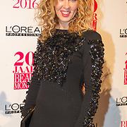 NLD/Amsterdam/20160118 -  Beau Monde Awards 2016, Claudia Straatmans