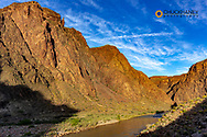 The Colorado River in Grand Canyon National Park, Arizona, USA
