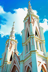 A Diocese de Frederico Westphalen foi criada aos 21 de maio de 1961, pelo Papa João XXIII, pela Bula Haud parva, sendo desmembrada das dioceses de Santa Maria e Passo Fundo. FOTO: Jefferson Bernardes/Preview.com