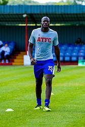 [Trialist] of Alfreton Town - Mandatory by-line: Ryan Crockett/JMP - 07/07/2018 - FOOTBALL - North Street, Alfreton - Alfreton, England - Alfreton Town v Doncaster Rovers - Pre-season friendly