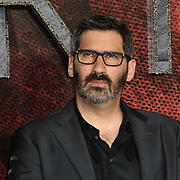 Christian Rivers Arrivers at the Mortal Engines - World Premiere on 27 November 2018, London, UK