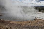 Strukkur Geyser hotspring Iceland