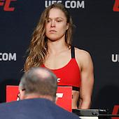 UFC 207 Weigh-ins1