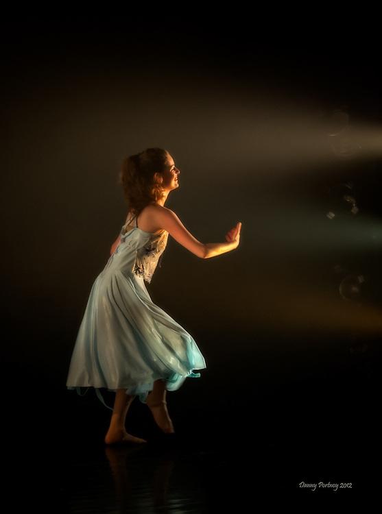 Noa dancing ballet
