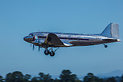 DC-3 taking off at Warbirds Over the West.