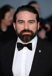 Ant Middleton attending the National Television Awards 2018 held at the O2, London. Photo credit should read: Doug Peters/EMPICS Entertainment