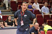 Danzica - Polonia 04 Agosto 2012 - TORNEO INTERNAZIONALE SOPOT CUP - Italia Montenegro<br /> Nella Foto : SIMONE PIANIGIANI<br /> Foto Ciamillo
