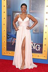 Jennifer Hudson, Universal Pictures film premiere for Sing at LA Live (Los Angeles, CA.)