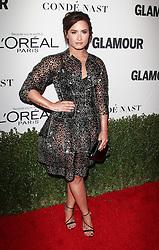 Glamour Celebrates 2016 Women of the Year Awards - Los Angeles.<br /> 14 Nov 2016<br /> Pictured: Demi Lovato.<br /> Photo credit: Jaxon / MEGA<br /> <br /> TheMegaAgency.com<br /> +1 888 505 6342