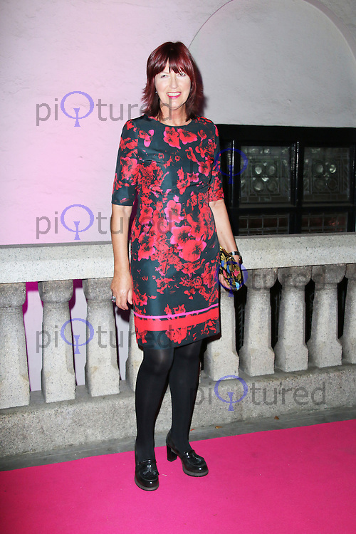 Janet Street-Porter, The Inspiration Awards for Women, Cadogan Hall London UK, 02 October 2013, Photo by Richard Goldschmidt