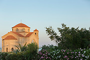 Architecture of Church of St George, Paphos, Cyprus