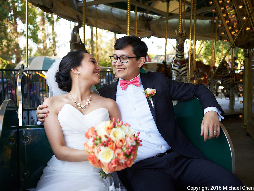 2016/08/27 -- Joyce & Peter -- Bridal Party photos at the Oakland Zoo in Oakland, Calif., on Saturday, Aug. 27, 2016.<br /> <br /> Photos by Michael Chen