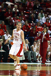 15 March 2007: Cat Graham. The Owls of Rice university visited the Redbirds of Illinois State University at Redbird Arena in Normal Illinois for a round one WNIT game.