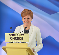 Nicola Sturgeon outlines Indyref 2 next steps, Edinburgh, 31 January 2020