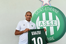 Saint-Etienne Presents Whabi Khazri - 20 July 2018