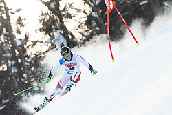 Camille Rast (SUI) during Ladies' Giant Slalom at 57th Golden Fox event at Audi FIS Ski World Cup 2020/21, on January 17, 2021 in Podkoren, Kranjska Gora, Slovenia. Photo by Vid Ponikvar / Sportida