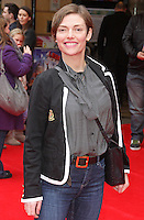 Camilla Rutherford, The Lego Movie - Awesome UK Screening, VUE West End, London UK, 09 February 2014, Photo by Brett D. Cove