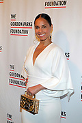 NEW YORK, NEW YORK-JUNE 4: Recording Artist Alicia Keys attends the 2019 Gordon Parks Foundation Awards Dinner and Auction Red Carpet celebrating the Arts & Social Justice held at Cipriani 42nd Street on June 4, 2019 in New York City.  (photo by terrence jennings/terrencejennings.com)