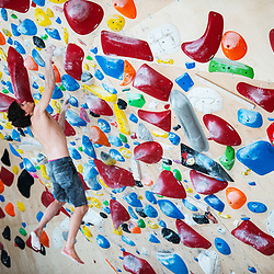 20200520: SLO, Climbing - Portrait of Janja Garnbret