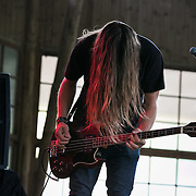 KOLOS. Bornhell, the first ever Black Metal music festival on the island of Bornholm.