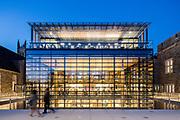 Duke University West Student Union   Grimshaw Architects   Durham, North Carolina
