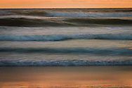 Waves rolling in - Long Beach, WA