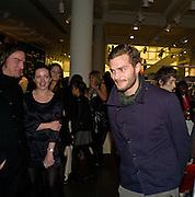 JAMIE DORNAN, H & M preview of Come Des Garcons for H & M. H & M Regent St. London W1. 12 November 2008.  *** Local Caption *** -DO NOT ARCHIVE-© Copyright Photograph by Dafydd Jones. 248 Clapham Rd. London SW9 0PZ. Tel 0207 820 0771. www.dafjones.com.