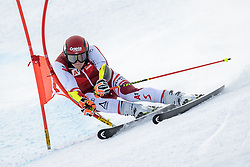 14.10.2021, Rettenbachferner, Sölden, AUT, OeSV Ski Alpin, RTL Training am Rettenbachferner, im Bild Stefan Babinsky (AUT) // Stefan Babinsky of Austria during a training session in preparation for the upcoming FIS Alpine Skiing World Cup season at the Rettenbachferner in Sölden, Austria on 2021/10/14. EXPA Pictures © 2021, PhotoCredit: EXPA/ Johann Groder