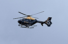 Police helicopter search, Livingston, 2 May 2019