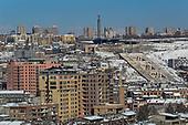 Overview of Yerevan