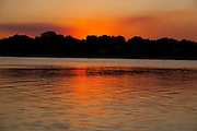 Pirapora_MG, Brasil...Rio Sao Francisco em Pirapora, o rio da integracao nacional.  ..The Sao Francisco river in Pirapora. It is an important river for Brazil, called the river of national integration...Foto: LEO DRUMOND / NITRO
