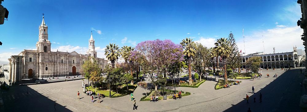 Arequipa, Argentina, South America