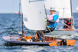, Kiel - Kieler Woche 17. - 25.06.2017, Contender - NED 9 - Paul VERHALLEN - WV De Helling
