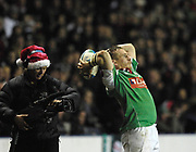 Reading, GREAT BRITAIN, Hooker, Robbie RUSELL, during the third round Heineken Cup game, London Irish vs Ulster Rugby, at the Madejski Stadium, Reading ENGLAND, Sat 09.12.2006. [Photo Peter Spurrier/Intersport Images]