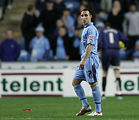 Photo: Lee Earle.<br /> Coventry City v Crystal Palace. Coca Cola Championship. 13/01/2007.Coventry's new signing Michael Mifsud.