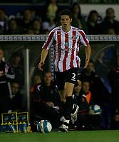Photo: Steve Bond.<br />Birmingham City v Sunderland. The FA Barclays Premiership. 15/08/2007. Greg Halford with the ball