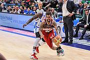 DESCRIZIONE : Campionato 2014/15 Dinamo Banco di Sardegna Sassari - Openjobmetis Varese<br /> GIOCATORE : Eric Maynor<br /> CATEGORIA : Palleggio Penetrazione<br /> SQUADRA : Openjobmetis Varese<br /> EVENTO : LegaBasket Serie A Beko 2014/2015<br /> GARA : Dinamo Banco di Sardegna Sassari - Openjobmetis Varese<br /> DATA : 19/04/2015<br /> SPORT : Pallacanestro <br /> AUTORE : Agenzia Ciamillo-Castoria/L.Canu<br /> Predefinita :