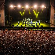 2014 Bumbershoot festival in Seattle, WA