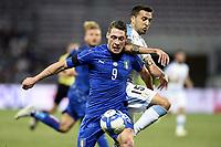 Nice (Francia) 07-06-2017 Stadio Allianz Riviera Friendly match Italia - Uruguay / Italy - Uruguay foto Image Sport/Insidefoto<br /> nella foto: Andrea Belotti-Matias Vecino