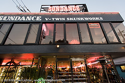 Visit to Take Zak Shibazaki's Sundance Skunkworks. Tokyo, Japan. Tuesday, December 9, 2014. Photograph ©2014 Michael Lichter.