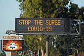 New-Virus Outbreak California-Nov 26, 2020