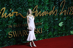 Poppy Delevingne attending The Fashion Awards 2018 In Partnership With Swarovski at Royal Albert Hall in London, UK on December 10, 2018. Photo by ABACAPRESS.COM
