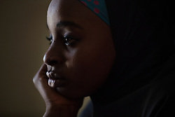 Hauwa, 17, was abducted by Boko Haram when she was 15. The militants killed her parents when they refused to give her hand in marriage. Boko Haram, a militant Islamist group, began it's insurgency against the Nigerian government in 2009. The terrorist group drew global outrage after abducting more than 270 schoolgirls from the town of Chibok. Many of the girls were forced into marriage and motherhood. The Borno State National Emergency Agency estimates tens of thousands more women and girls have also been kidnapped by militants in less-publicized attacks. In armed conflicts, child marriage is increasingly used as a weapon of war, forcing girls to give birth give birth to the next germination of fighters. Thousands of girls remain missing in Nigeria with little help of rescue. Those who manage to escape struggle with little support to rebuild their lives.