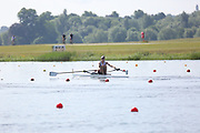 Race: 11  Event: Single Sculls - Tier 2 - Heat<br /> <br /> National Schools Regatta 2018<br /> Sunday<br /> <br /> To purchase this photo, or to see pricing information for Prints and Downloads, click the blue 'Add to Cart' button at the top-right of the page. The Metropolitan Regatta 2018 The Metropolitan Regatta 2018