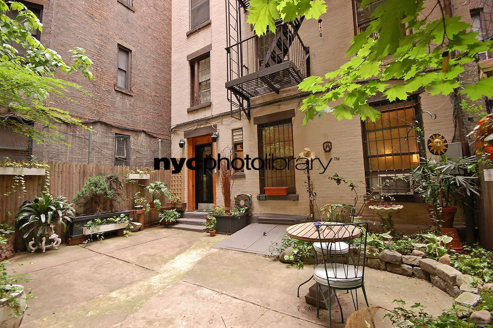 Courtyard at 328 West 17th St