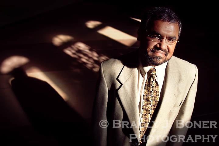 Dr. Awadh Binhazim of the Islamic Center of Nashville, Tennessee.
