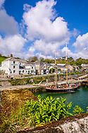 01-05-2018 - Onderweg - Charlestown Harbour bij St Austell, Cornwall, Engeland