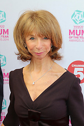 © London News Pictures. Helen Worth, Tesco Mum of the Year Awards, The Savoy Hotel, London UK, 23 March 2014, Photo by Richard Goldschmidt/LNP